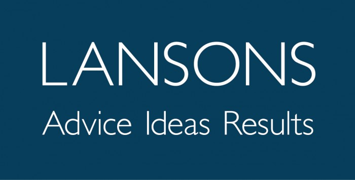 Lansons: Advice, Ideas, Results